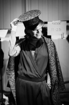 Tweed cap for Dagmar AW13 Photo: House of Dagmar